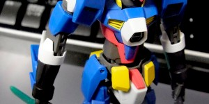 Robot Damashii (Side MS) Gundam AGE-1 Spallow: New Big Size Images & special review Link