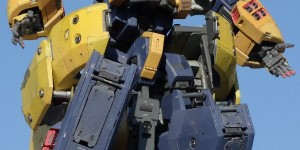 GBWC 2014 Final! HGUC Asshimar キハール重力下仕様 Work by takuP Photoreview Big Size Images
