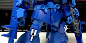 HGBF 1/144 DOM R35: Update Official Images, Info Release