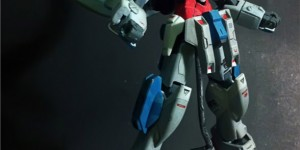 HG 1/144 Mebius Gundam Custom by Hafuta12 [Indonesia]: Photoreview, Full Info