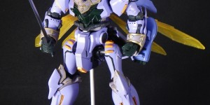 When DUNBINE Meets GUNDAM: SINANBINE! Mixing Build by すーす Photoreview Big Size Images[WIP too], Info