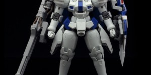P-Bandai MG 1/100 Tallgeese II ASSEMBLED: Official Photoreview No.25 Big Size Images