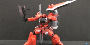 NEW IMAGES MG 1/100 GUNNER ZAKU WARRIOR LUNAMARIA HAWKE CUSTOM by The Gundam Base via YouTube