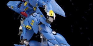 SUPER ROBOT WARS OG: METAL ROBOT SPIRITS Ka signature PERSONAL TROOPER PTX-08R HUCKEBEIN - REVIEW -