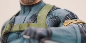 [PREVIEW] 1/6 SNAKE statue [Metal Gear Solid V] by Gecco. Hi res Images