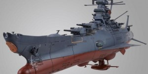1/1000 Space Battleship YAMATO 2199 Cosmo Reverse Ver. UPDATE Official Images. Info Release