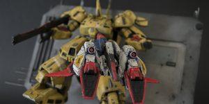 [Gundam Dipendente Contest] 1/144 Diorama: THE END. Work by Katastor. Photo Review No.24 Images, Info