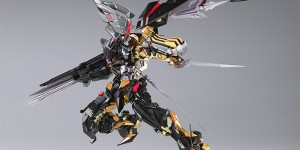 METAL BUILD Gundam Astray Gold Frame AMATSU MINA: Update MANY Images, Info Release