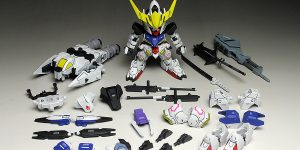 [WORK] BB senshi No.401 ASW-G-08 GUNDAM BARBATOS DX: No.26 Big Size Images