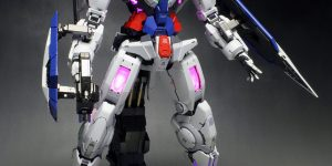 [WORK REVIEW] PG 1/60 GUNDAM EXIA LIGHTING MODEL painted build: No.40 Big Size Images