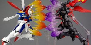 Tamashii Web Exclusive ROBOT魂 Master Gundam Option Parts Set: FULL DETAILED PHOTO REVIEW No.29 Hi Res Images, Info