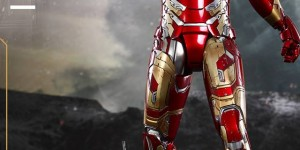 AVENGERS Age of Ultron: 1/6 Iron Man Mark XLIII Official PHOTOREVIEW by Hot Toys. No.20 Big Size Images, FULL Eng Info!