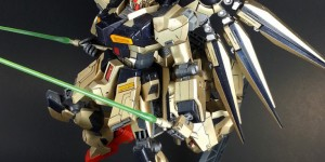 patrick's 1/100 Hi Nu Gundam Carrier System + Nu Gundam Compact System: Big Size Images, Full Info