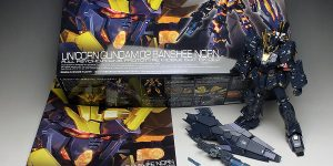 WORK REVIEW: RG 1/144 UNICORN GUNDAM 02 BANSHEE NORN painted build, No.29 images