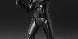 S.H.Figuarts x Star Wars SHADOW TROOPER [Tamashii Nation 2015 Event Limited Item]: Official Images, Info