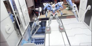 [GBWC 2014 Indonesia] Gundam Diorama LAGRANGE RESEARCH FACILITY: Work by Dexxon Jioe. Full Photoreview [WIP too], Full Info