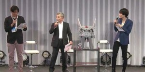 HGUC 1/144 Neo Zeong on display @ Anime Japan 2014. Update Big Size Images