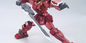 MG 1/100 Gundam Amazing Red Warrior: ADDED New Big Size Official Images, Info Release