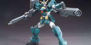 HGBF 1/144 Gundam Leopard Da Vinci: ADDED MANY New Big Size Official Images, Info Release