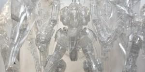 "Gunpla HGUC x Mobile Suit Gundam UC: ""HGUC Memorial Clear Ver."" No.6 Clear Gunpla Special Edition. Photoreport @ Anime Japan 2014. No.6 Wallpaper Size Images"
