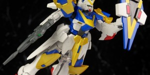 Full Detailed Photo Review! HGUC V2 Victory Two Assault Buster Gundam. No.44 Hi Resolution Images!
