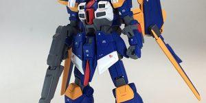 syou's HGBF 1/144 TORNADO GUNDAM (Lunagazer Custom): Review, Info
