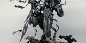 Vincent Huang's AMAZING WORK: PG UNICORN GUNDAM BANSHEE CUSTOM 道(Taoism)