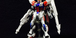 [Included in Gundam BF ACE Magazine] HGBC 1/144 AMAZING LEV A : Full Photoreview No.46 Images