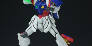 ROBOT魂 (SIDE MS) Shining Gundam: Perfect Photoreview No.42 HD Images