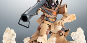 P-Bandai ROBOT Spirits <SIDE MS> YMS-09D Dom Tropical Test Type ver. A. N. I. M. E.