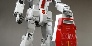 vicious's PG 1/60 RX-78-2 Gundam (Metal Composite Roll Out Color Ver.)