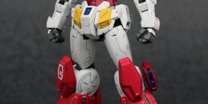 [10th RRM exhibition G-Reco Festival] garma zabiko's 1/144 GUNDAM G-SELF CUSTOM