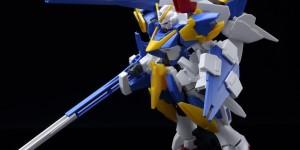 HGUC 1/144 V2 Assault Buster Gundam: First REVIEW (assembled) No.18 Images, Info release