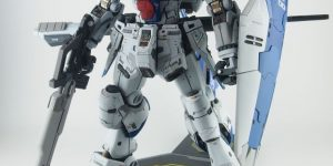 [GBWC2017 JAPAN] evo3uma's RE/100 RX-78GP04G GUNDAM GERBERA REMODELED. Images