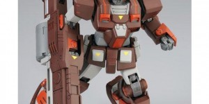 P-Bandai MG 1/100 FA-78-2 HEAVY GUNDAM: Official Promo Posters, No.10 Big Size Official Images, Info Release
