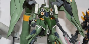 HGUC 1/144 NZ-666 Kshatriya Repaired on display @ Anime Japan 2014. Photoreport No.5 Wallpaper Size Images, Info
