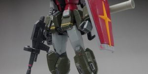 kutsu64's 1/144 REAL TYPE GUNDAM Custom Work images