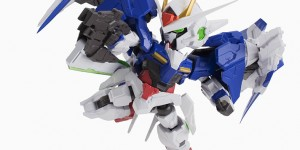 NXEDGE STYLE [MS UNIT] 00 Gundam and GNR-010 0 Raiser Set UPDATE No.12 Official Images, Info Release