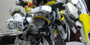 [GBWC2015] Amazing MG TALLGEESE III ARES. Latest UPDATE! Work by ロク. Photo Review