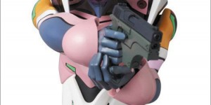 RAH Neo Evangelion 新劇場版:Q EVA Unit 8 β [Beta]. Big Size Official Images, Info