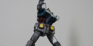 HGUC 1/144 RX-78-2 Gundam MANGA Version! AMAZING WORK by 저에요2 Photoreview Hi Res Images, Some WIP too