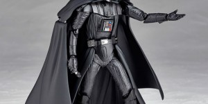 STAR WARS: REVO No.001 Darth Vader. No.10 Official Big Size Images, Release Info