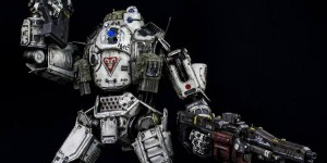 TITANFALL by threezero: Official Photoreview No.12 Big or Wallpaper Size Images, Info