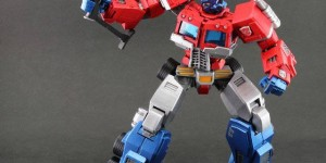 [OFFICIAL PREVIEW] ORITOY's Transformers Hero Of Steel 01 OPTIMUS PRIME: No.23 Images, Info Release