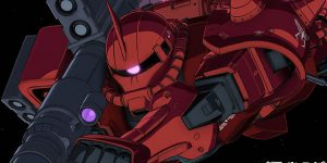Final Gundam the Origin Film [rank #9 at the box office in Japan], images, info