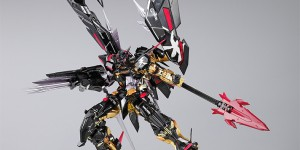METAL BUILD Gundam Astray Gold Frame Amatsu Mina: UPDATE Official Images, Info Release