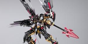 METAL BUILD Gundam Astray Gold Frame Amatsu Mina: UPDATE Official Images, Info Release