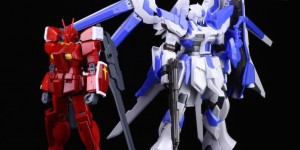 HGBF 1/144 Hi Nu Gundam BRAVE: UPDATE Many Official Images, Info Release