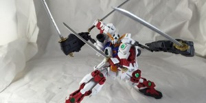 Gundam AGE-1 Samurai Ripper Custom: Photo Review, Info