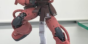 Gundam Fix Figuration Metal Composite Char's Zaku II